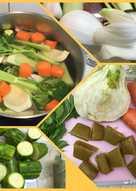 Ζωμός λαχανικών για το μαγείρεμα Αντώνης