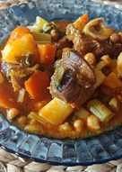 Σούπα με αρνί και λαχανικά