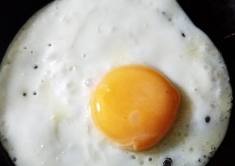 Το τέλειο τηγανιτό αυγό!