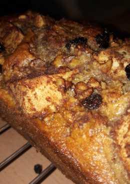 Κέικ με κομμάτια μήλου