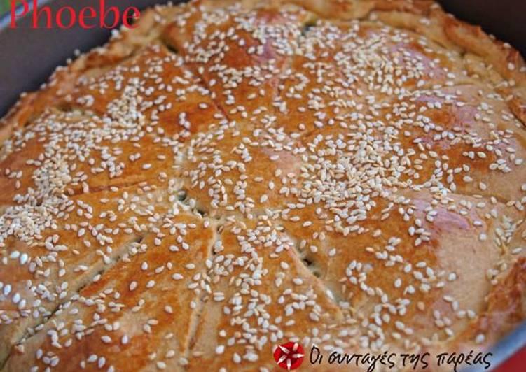 Ζύμη τραγανή για πίτες