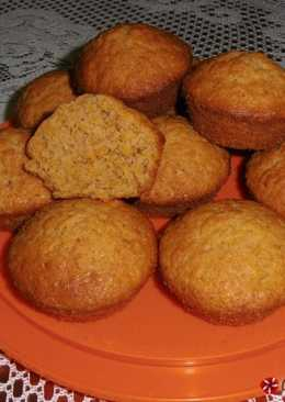 Muffins καρότου