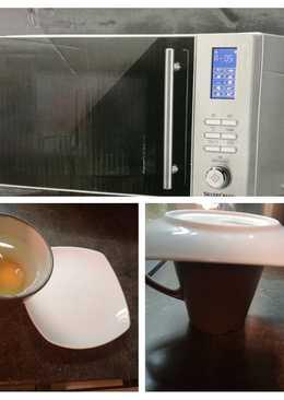 Αυγά ποσέ...σε χρόνο ρεκόρ! #microwave