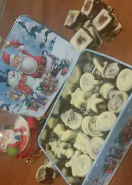 Σοκολατάκια #Χριστουγεννιάτικο-τραπέζι