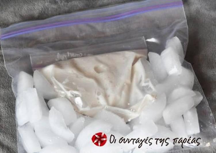 Παγωτάκι υγιεινό μόνο σε 10 λεπτά