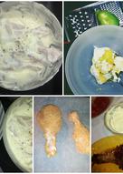 Ντιπ και μαρινάδα για κρέας και πουλερικά για το #μπάρμπεκιου !