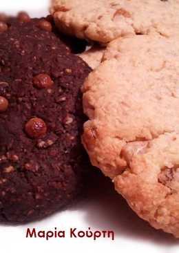 Soft Kings μπισκότα με βρώμη, χαρουπάλευρο και στέβια