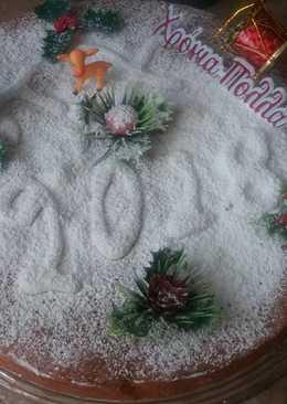 Βασιλόπιτα κέικ εύκολη