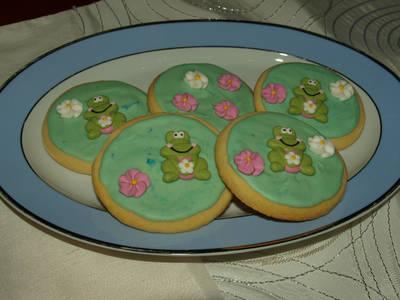 Βουτυρένια μπισκότα