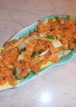 Αποτοξινωθείτε! Σαλάτα με φινόκιο, καρότο και χυμό λεμονιού