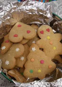 Χριστουγεννιάτικα μπισκότα Speculaas brokken (ολλανδική συνταγή)