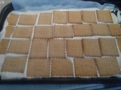 Παγωτό με μπισκότα εύκολο