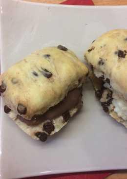 Chocolate scones 🇬🇧