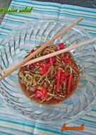 Ασιατική σαλάτα με αγγούρι