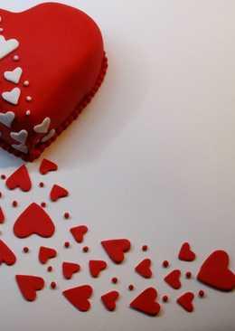 Σοκολάτα καρδιά