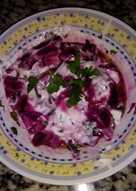Παντζάρια σαλάτα αλλιώς