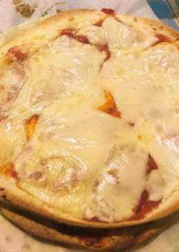 Πίτσα με τορτίγιες!