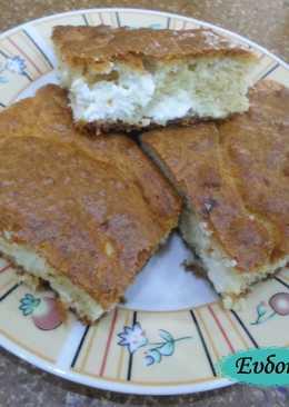 Αλμυρό κέικ τυριών