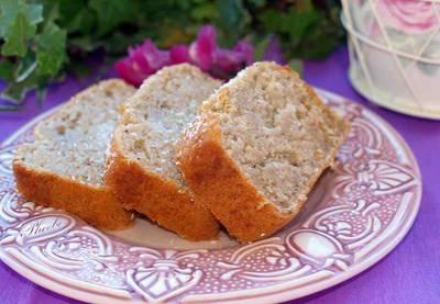 Κέικ καρύδας νηστίσιμο