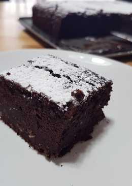 Κέικ από φασόλια