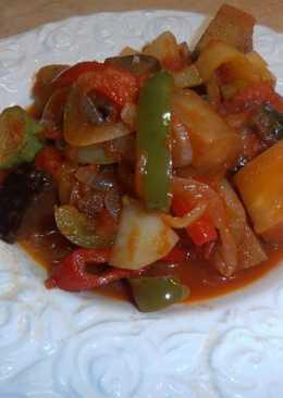 Λαχανικά τουρλού για την κάθε… ζουμπουρλού!