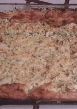 Αλμυρή κολοκυθόπιτα με σφολιάτα