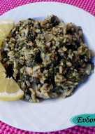 Λεμονάτο σπανακόρυζο