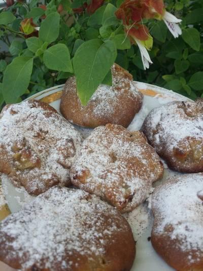 Μπισκοτοκεκάκια μήλο-αχλάδι! #χωρίςμίξερ