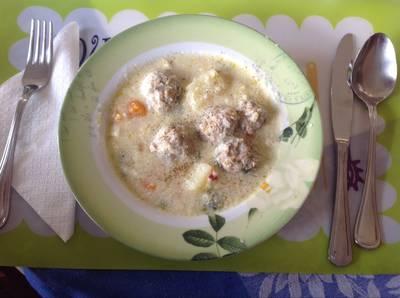 Γιουβαρλάκια με αυγολέμονο Αντώνης