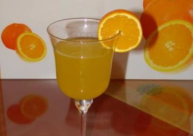 Πορτοκαλάδα συμπυκνωμένη