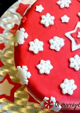 Χριστουγεννιάτικο Κέικ (Christmas Cake)