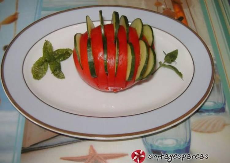Ντομάτα ακορντεόν