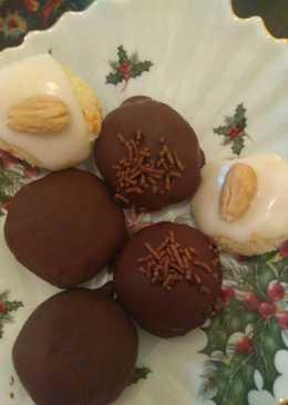 Σοκολατάκια με ινδοκάρυδο και πορτοκάλι
