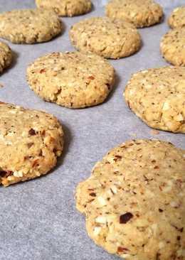 Μπισκότα ξηρών καρπών