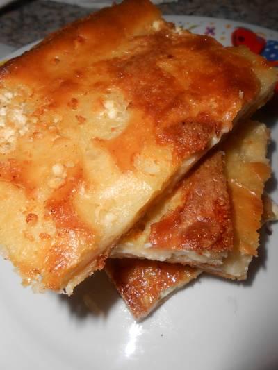 """Ζαγορίσια αλευρόπιτα της Λίλας απ' την """"Ανέμη"""" (συνταγή του Δημήτρη Παπαζυμούρη)"""