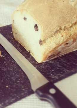 Σπιτικό ψωμί με μαγιά σταφίδας