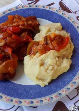 Κοτομπουκιές ή σνίτσελ με τσιγγάνικη σάλτσα