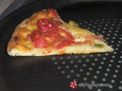 Επιτέλους...ζύμη για pizza