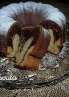 Κέικ μαρμπέ το αφρατούλι