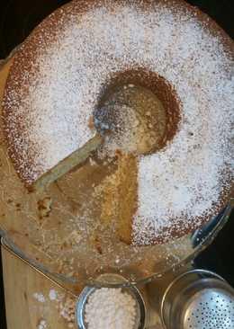 Γαλλικό κέικ αμυγδάλου με βούτυρο αγελάδος