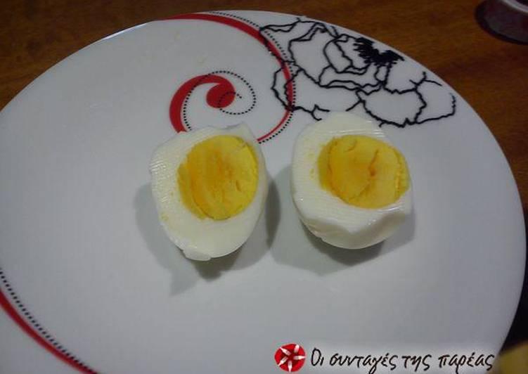 Βράζοντας πασχαλινά αυγά στο... φούρνο!