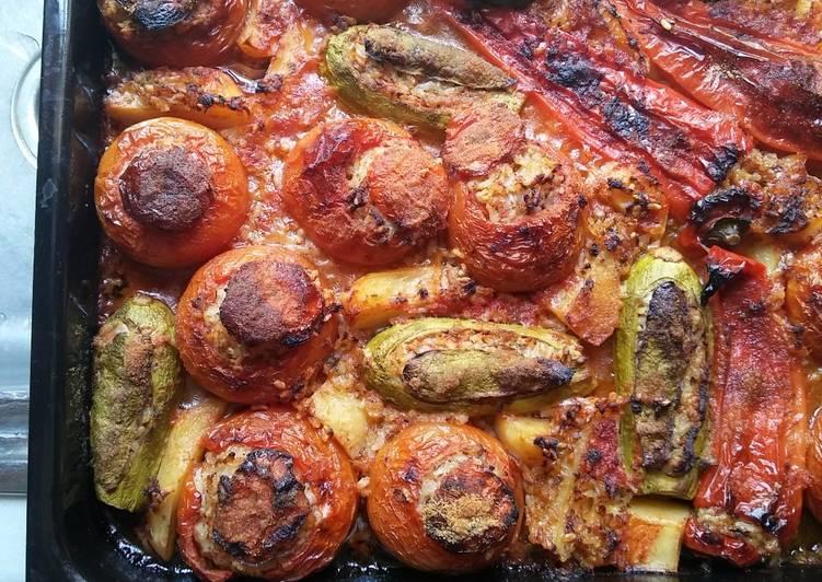 Γεμιστά συνταγή από Sitronella - Cookpad 4d3bf3ab564