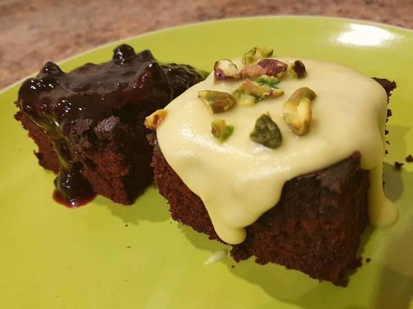 Φτιάξε κέικ σοκολάτας σε 5' με ένα πιρούνι-για φοιτητές!