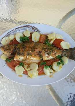 Ψάρι φούρνου