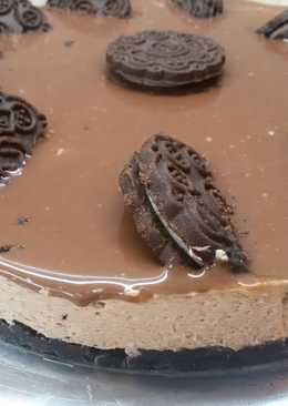 Cheesecake πραλίνα