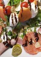Σαλάτα με Prosciutto