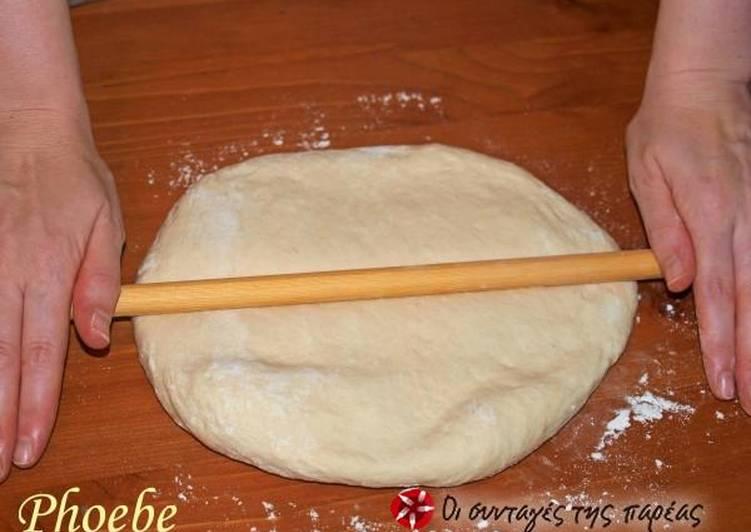 Πώς φτιάχνουμε τη ζύμη της πίτσας