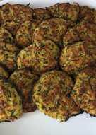 Κολοκυθοκεφτέδες με αλεύρι αμυγδάλου στο φούρνο