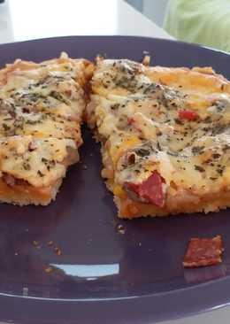 Ζύμη για πίτσα της μαμάς