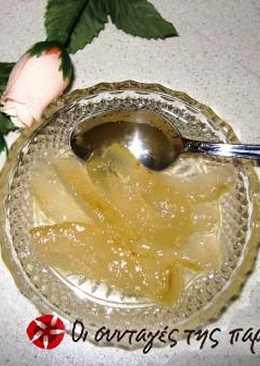 Γλυκό κουταλιού κιτρολέμονο
